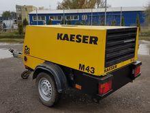 Used 2008 KAESER M43