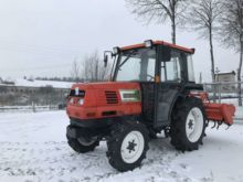 HINOMOTO NX-260, tractors mini
