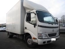 2008 TOYOTA DYNA 150 closed box