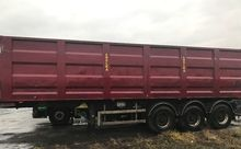 2006 BODEX tipper semi-trailer