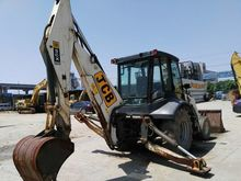 2008 JCB 3CX backhoe loader