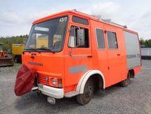 1980 MAGIRUS Deutz fire truck