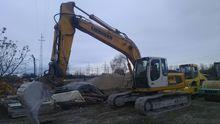 2009 LIEBHERR R916LC tracked ex