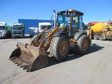 2003 CASE 695SM backhoe loader