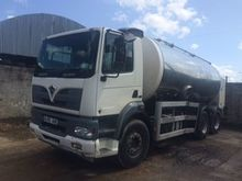 Used FODEN 420 tank