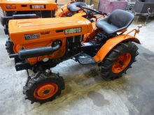 Used KUBOTA MINI tra