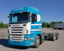 2006 SCANIA R420 Manual chassis