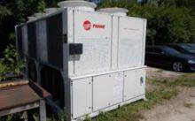 2015 TRANE CGAM 170 generator