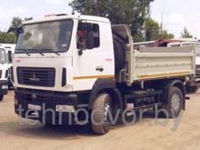 MAZ 5550B5-480-012 dump truck