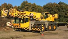 Used 2002 DEMAG AC80