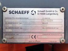 Used 2002 SCHAEFF SK