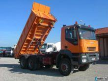 2005 IVECO Magerus dump truck