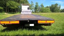 2015 Low bed semi-trailer