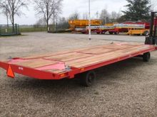 TRANSPORTER low loader trailer