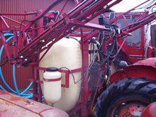 HARDI LZY trailed sprayer