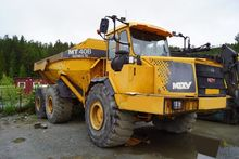 2003 MOXY MT 40B dumper med god