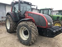 2010 VALTRA T 191 A wheel tract