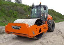 2007 HAMM 3520 gumowo-stalowy r