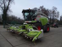 2012 CLAAS Jaguar 950 Tier 4i f
