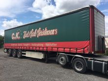 2002 HRD HRD curtain side semi-