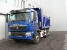 2016 HOWO T5G dump truck