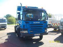 Used 2009 SCANIA P38