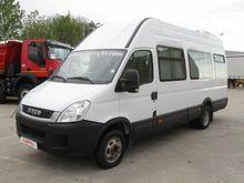 2010 IVECO 50C17 passenger van