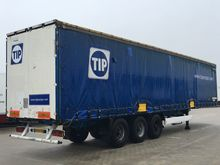 Used 2005 KRONE Taut