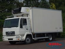 2002 MAN L90F CARRIER MULTITEMP