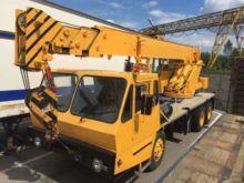1986 COLES 25, crane mobile cra