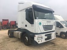 2017 IVECO Stralis AS 440S50 T/