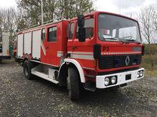 1986 RENAULT Feuerwehr , Behält