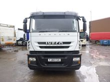 2010 IVECO STRALIS 310 chassis