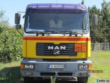2000 MAN 19.414 tank truck