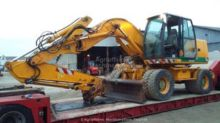 CASE WX165 wheel excavator for
