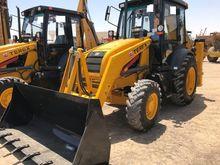 2017 TEREX TLB844S backhoe load