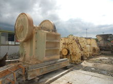 MEM 750 cone crusher