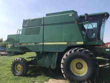 1996 JOHN DEERE 9500 combine-ha