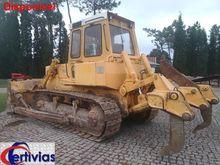 1990 LIEBHERR 731C bulldozer