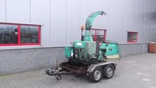 1989 ERJO wood chipper