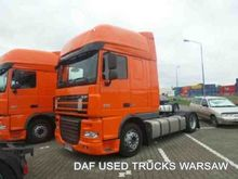 Used 2013 DAF FT XF1