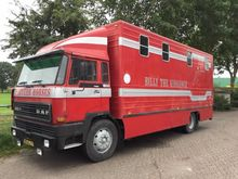 1986 DAF 1600 TURBO livestock t