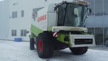 2001 CLAAS LEXION 460 combine-h