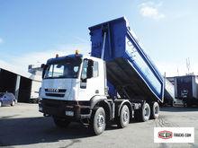 2008 IVECO Eurotrakker 410 dump