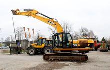 Used 2010 JCB JS260