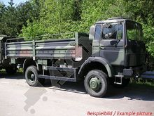 1990 IVECO 110-17 AW Militär BW