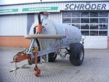 VE 6000 fertiliser spreader