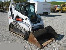 2004 BOBCAT T190 skid steer
