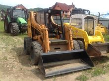 2002 CASE Xt 95 skid steer