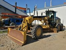2013 CATERPILLAR 140M AWD grade